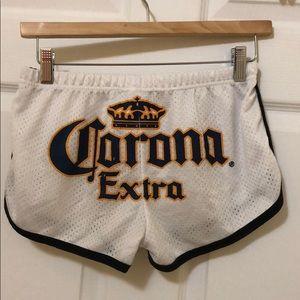 Corona Extra shorts